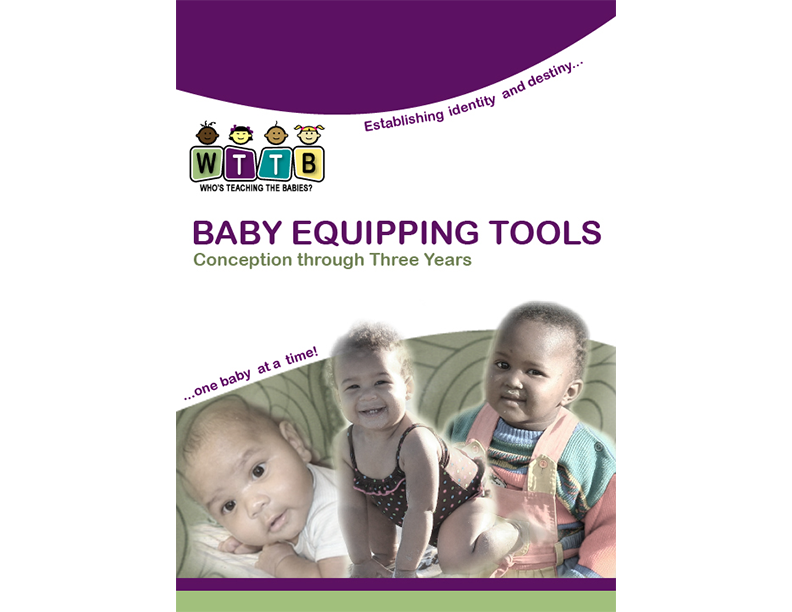 Who's Teaching the Babies?® Baby Equipping Tools (on CD-ROM)