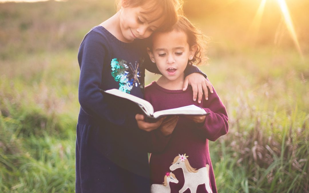 Teaching Your Children to Hear the Voice of God