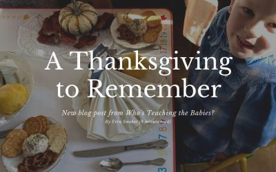 A Thanksgiving to Remember