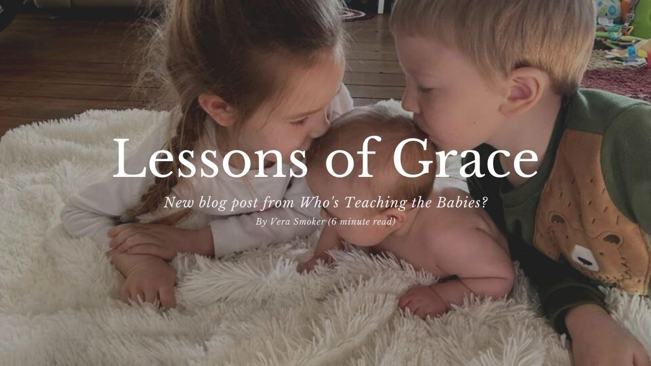 Lessons of Grace